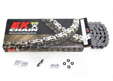 EK Motorcycle Chain 520SRX2-120